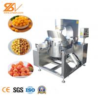 Best Direct Coating Caramel Popcorn Production Line 23Kw User Friendly Control Panel wholesale