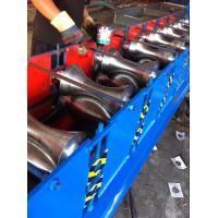 Buy cheap Half Round Metal Ridge Cap Roll Forming Machine For the Top of Workingshop of from wholesalers