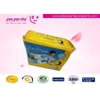 Best Safe & Healthy OEM Sanitary Napkins , Menstrual Period Disposable Sanitary Pads wholesale