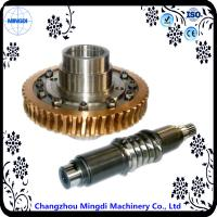 Best Differential Stainless Copper Worm Helical Gear Transmission For Micro Tractor wholesale