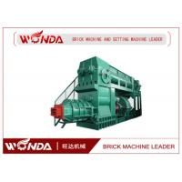 China Wire Cut Interlocking Clay Brick Machine 13000-18000 M³/H Production Capacity on sale