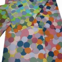 Best Silk Satin Fabric with Printing wholesale