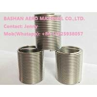 Best Manufacture supply High quality wire thread insert stainless steel screw thread coils with superior quality wholesale