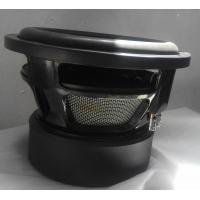 Buy cheap High Power Competition Car Subwoofers High Temp Voice Coil , Ultimate performance subwoofer from wholesalers