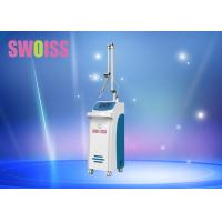 Best SWOISS CO2 Fractional Laser Machine With Hand - Drawn Graphics For Skin Acne Renewing wholesale