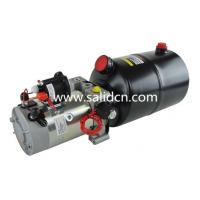 China 12V AC Mini Modular Build Hydraulic Power Pack for Security Barriers on sale