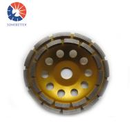 Best Diamond Stone Abrasive Tools For Grinding Concrete Granite Abrasive Grinding Cup Wheel For Grinding Granite Abrasive wholesale