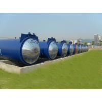China Pressure AAC Steam Chemical Autoclave Block Plant / AAC Production Line 2×31m AAC autoclave on sale