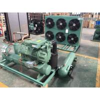 Cheap Industrial  6 Fan Motors Fin Type Air Cooled Condenser Coil Price for sale