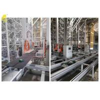 China Q235 Steel Drive In Drive Through Racking System For Large Amount Of Cargo on sale