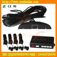 China Numeral and color LED display 4 sensors parking sensors on sale