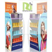 China Easy to Assemble Cardboard Floor Display Stands For Personal Care and Toiletry wholesale