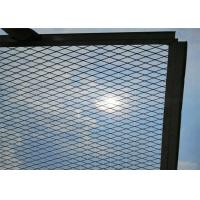 China 1.5mm Thick Expanded Metal Wire Mesh , Aluminium Expanded Metal Fence Panels on sale