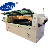 China Stable Performance Wave Soldering Machine  Pcb Assembly Line  700 Kg Weight on sale