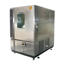 Best Stainless Steel Constant High Low Temperature Humidity Test Chamber For Photovoltaic Device wholesale