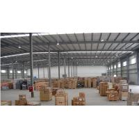 Best Customized Prefabricated Industrial Steel Buildings Warehouse With Sandwich Panels wholesale