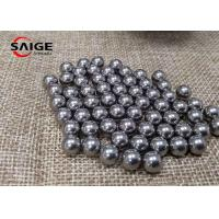 China AISI316L SUS316L 7mm 10mm Steel Balls , 20mm 36mm Stainless Steel Roller Ball on sale