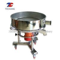Best Double Deck Rotary Vibrating Screen High Precision For Plastic Granule wholesale