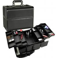 Best Portable Aluminum Train Case High Impact Absorption For Nail Beauty wholesale