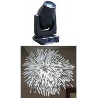 Best Moving Head LED Stage Lights / LED Moving Head Lights 3 Gobo Wheels 2 Color Wheels wholesale