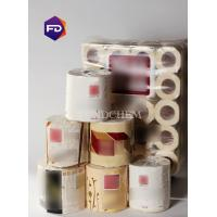 Best Natural Color Business Small Tissue / Hand Towel Core Roll Paper Towels wholesale