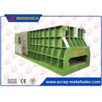 Automatic Control Scrap Metal Shear Hydraulic Waste Steel Pipes Tanks Cutting Machine