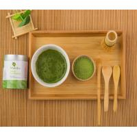 Best Anti Oxidant Matcha Green Tea Powder Reducing Blood Pressure Sugar Lipids ISO Certification wholesale