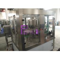 Best 3 in 1 Mineral Water Filling Machine Fully Automatic For PET Bottle wholesale