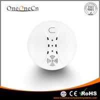 Conventional Photoelectric Smoke Detector Alarm 433MHz Passed EN14604