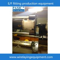 Best PASIC CNC electrofusion fittings tee pe wire laying machine for electrofusion tee wholesale
