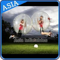China 1.0mm PVC/TPU Soccer bubble , Recreational soccer , Wholesale ball pit balls , Loopy ball on sale