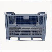 Best Full Welding IBC Metal Cage Heavy Duty Cage 120 Mm Feet Height ISO90001 wholesale