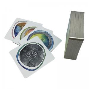 Best PMS Colors Silver Tarot Cards wholesale
