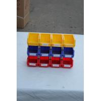 China Reinforced combinative plastic bin on sale