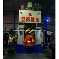 CNC Fully Hydraulic Die Forging Hammers