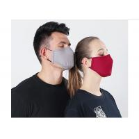 Best Cotton Cloth Surgical Protective Mask Reusable Three Layers Elastic Strap Tightening For Adult wholesale