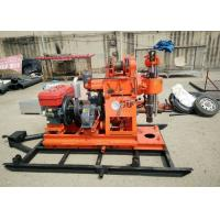 Cheap High Precision Soil Test Drilling Machine 22kw Power With ISO Quality Guarantee for sale