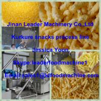 Best High productively Automatic Kurkure/Cheetos Snacks food processing Equipment wholesale