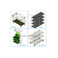 Best Joint System Steel Pipe Rack CAD Drawing Model Industrial Shelving Units wholesale