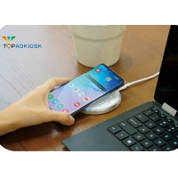 Best Mag Safe Fast Charge Wireless Charging Pad 100*10mm DC5V 2A wholesale