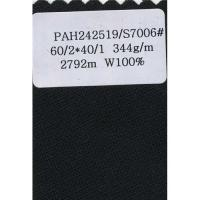 China Pure wool fancy coating worsted fabric on sale