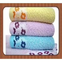 Best comfortable superfine bamboo cotton mixed face towel/square towel on sale wholesale