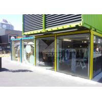 Best Customized Shipping Container Retail Store , Shipping Container Retail Shops wholesale