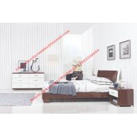 Best Fashion Brilliance latest bedroom suite furniture designs in high glossy painting melamine wholesale