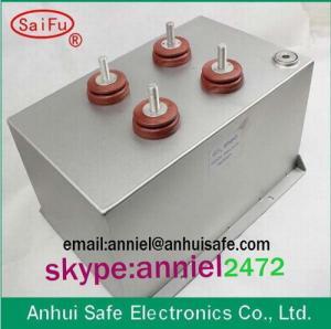 Best Low Voltage medium voltage metallized film capacitor 1000uf 1000VDC wholesale