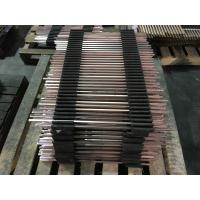 China ISO Pink Gold Anodized Aluminium Extrusion Profiles For Television Frame on sale