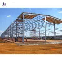 China China light steel structural design factory steel structure warehouse producer on sale