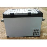 Best 32L Car Portable Freezer Icebox for Car&Camping&Caravan 'A+' energy efficiency rating AC&DC power Available wholesale