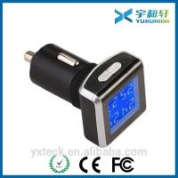 Cheap OEM TPMS Tire Pressure Monitoring System With 4 Wireless  Sensors  Tire Pressure Gauge for sale