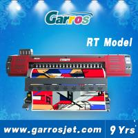 Best 1.8m Digital Polyester Printer T-shirt Canvas Printing Machine with DX5 Head wholesale